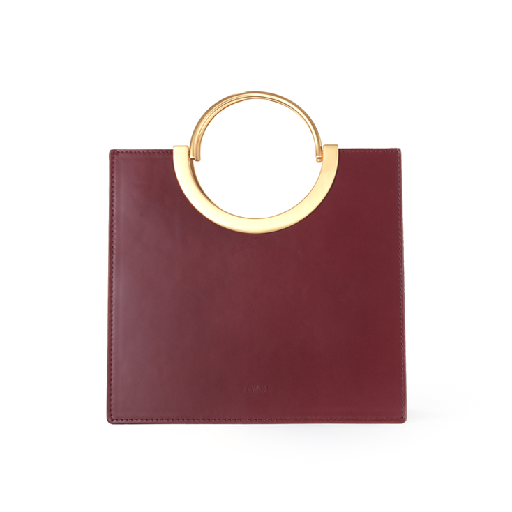 Burgundy Eclipse Bag
