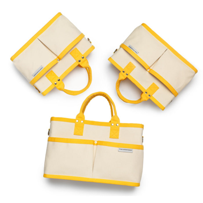 Yellow Tumbler Bag