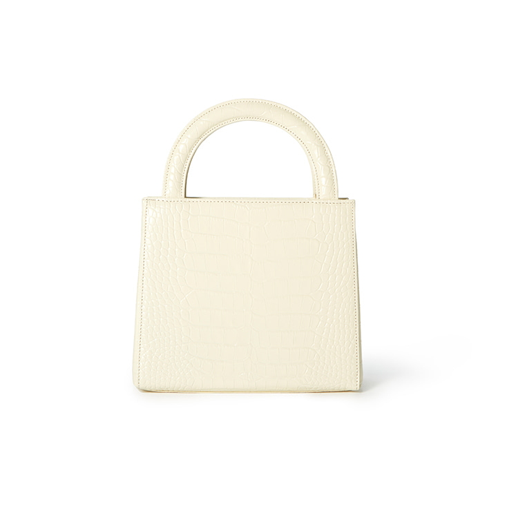 White Carolyn Bag